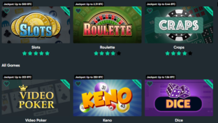 Bitcoin Casinospel