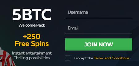 Fortunejack signup